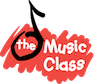 the music class icon