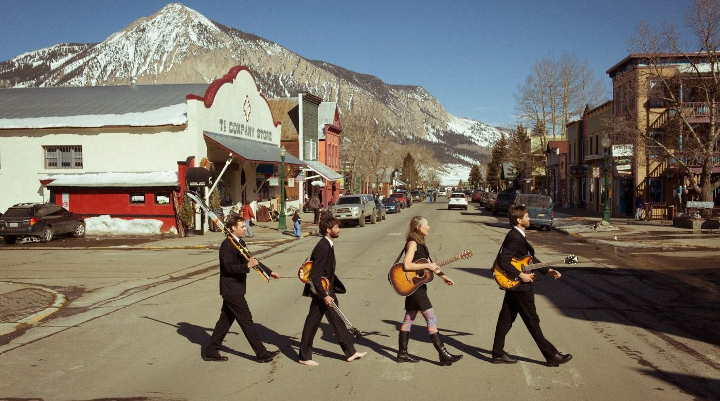 Musicians in Crested Butte